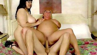 Lesbianas tetonas follando, Lesbianas tetona s, Cojida por verga grande